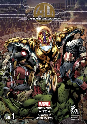 [OVNI Press] Marvel Comics y otras - Página 2 0139