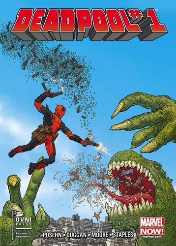 [OVNI Press] Marvel Comics y otras - Página 3 0155