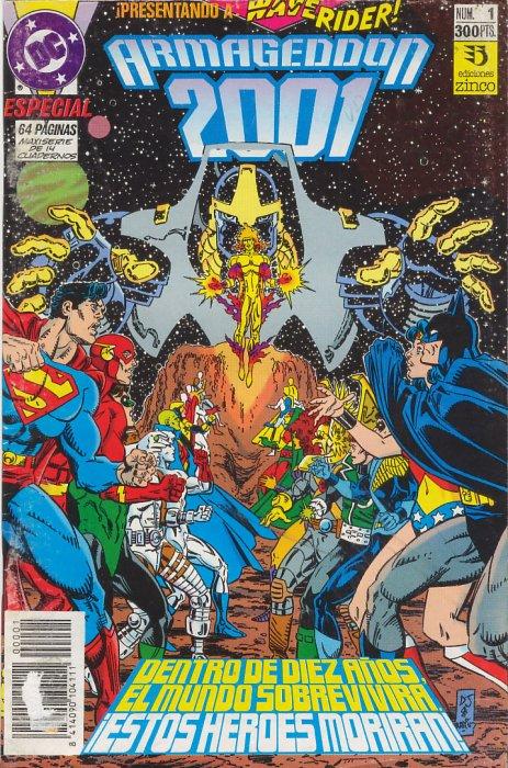 [Zinco] DC Comics 0190