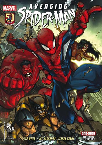 [OVNI Press] Marvel Comics y otras 01a11