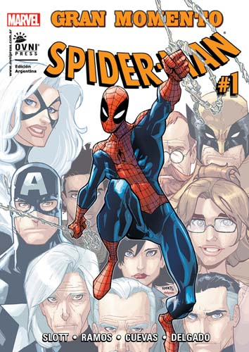[OVNI Press] Marvel Comics y otras 01r10