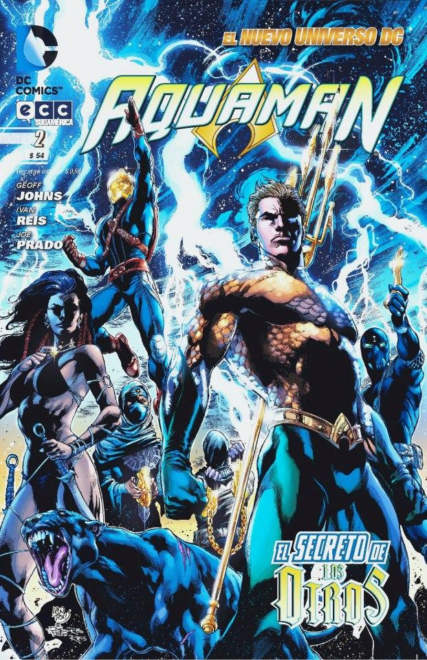 [ECC Sudamerica] DC Comics 0211