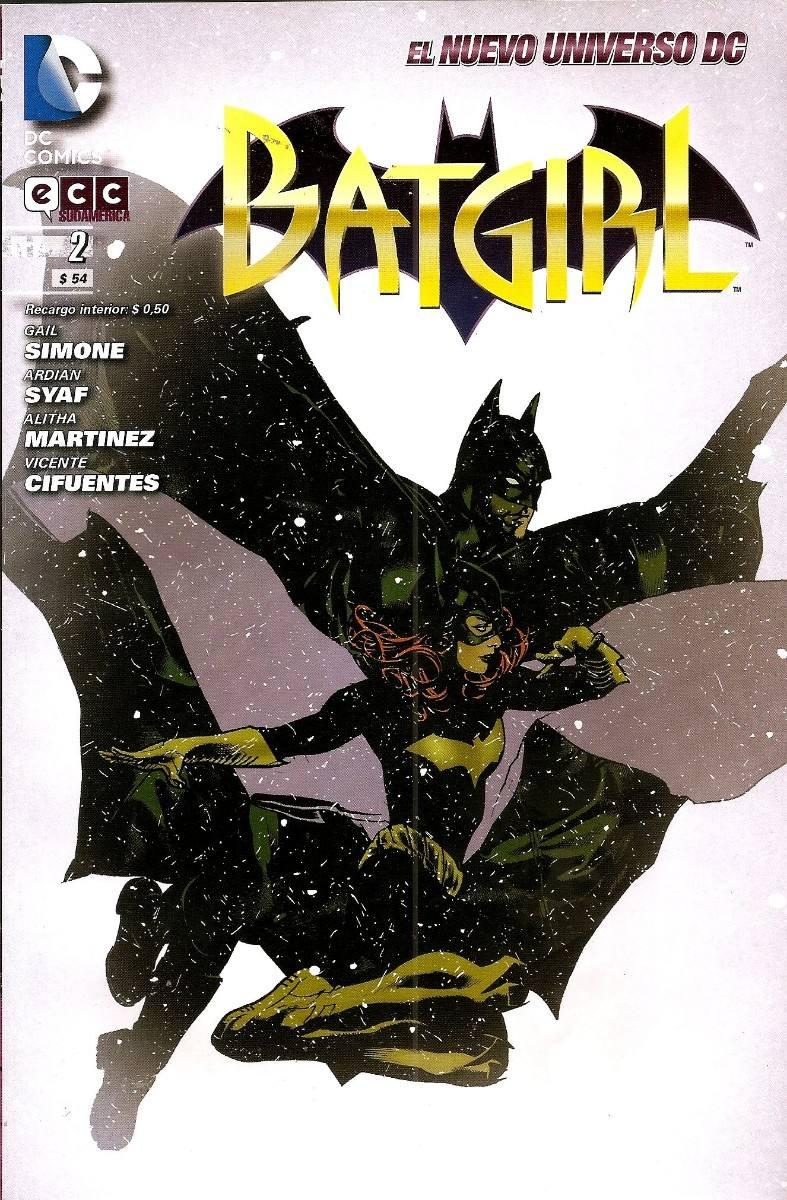 [ECC Sudamerica] DC Comics 0212