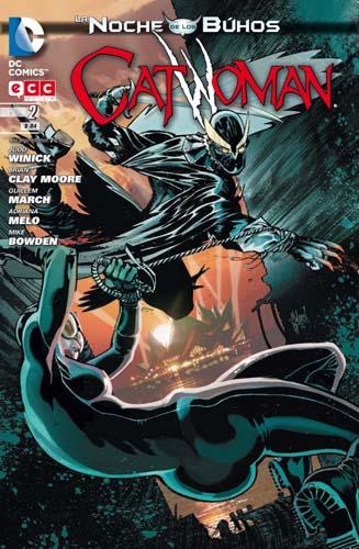 [ECC Sudamerica] DC Comics 0218