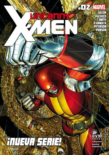 [OVNI Press] Marvel Comics y otras 0223