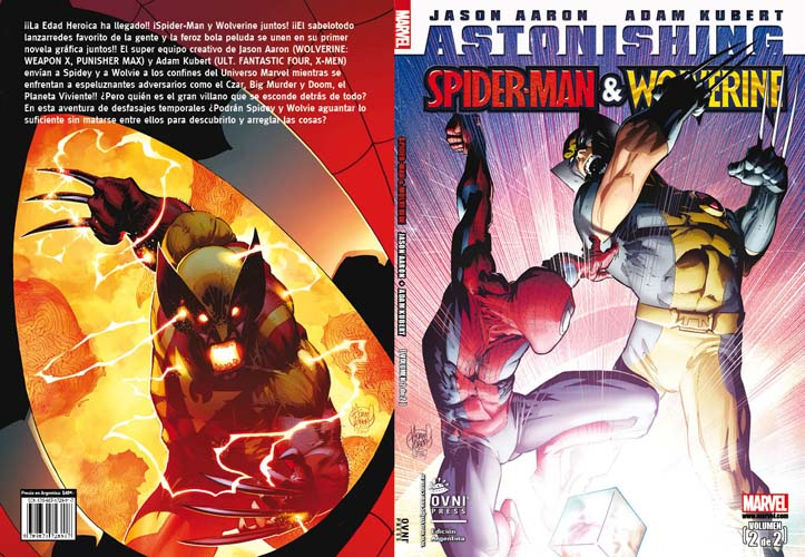 [OVNI Press] Marvel Comics y otras - Página 9 0226