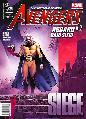 [OVNI Press] Marvel Comics y otras 0227