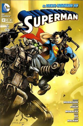 [ECC Sudamerica] DC Comics 02272