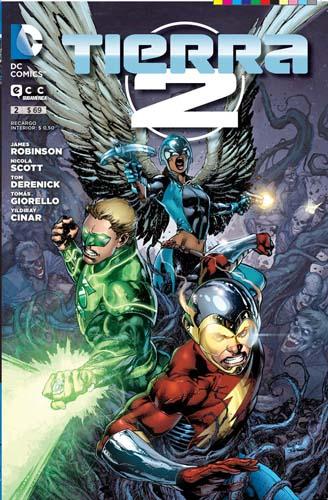 [ECC Sudamerica] DC Comics 02274