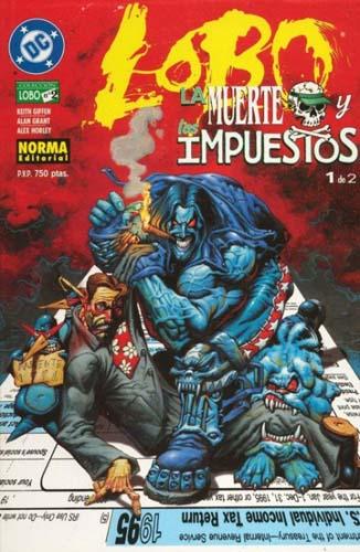 [NORMA] DC Comics 02419