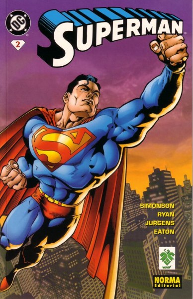 [NORMA] DC Comics 02429