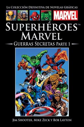 1-3 -  [Marvel - Salvat] La Colección Definitiva de Novelas Gráficas de Marvel v4 02610