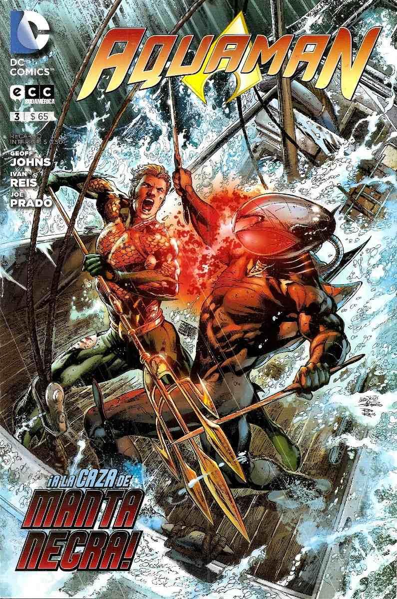 [ECC Sudamerica] DC Comics 0310
