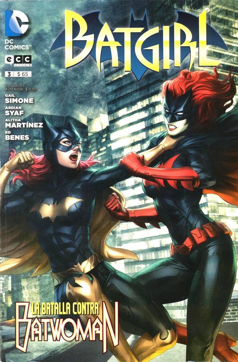 [ECC Sudamerica] DC Comics 0311