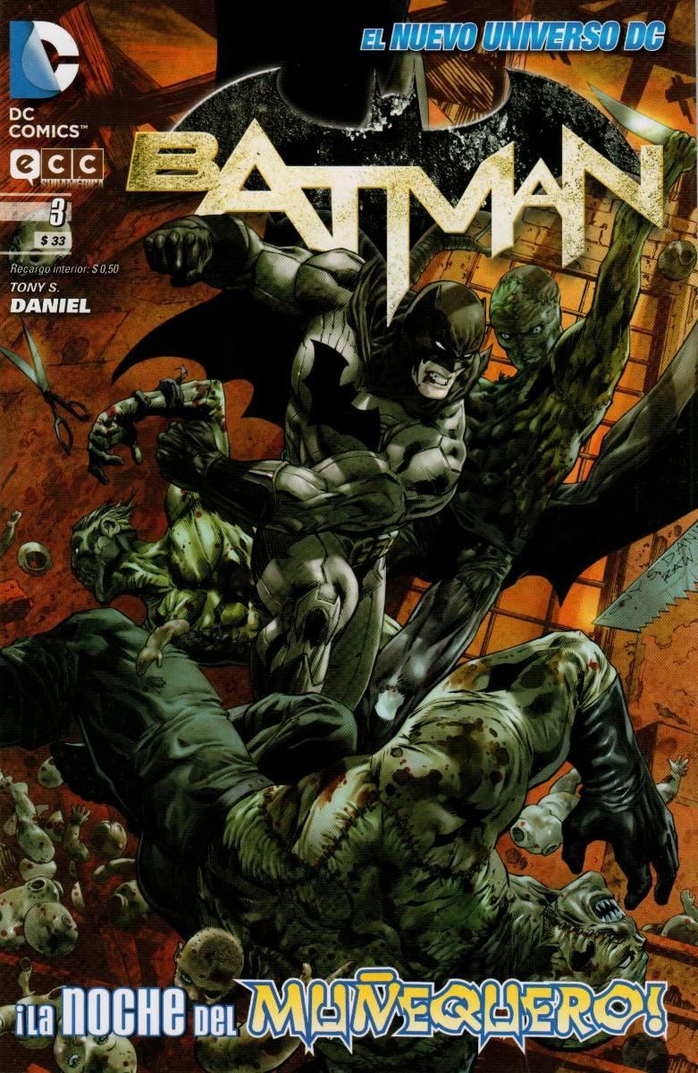[ECC Sudamerica] DC Comics 0312