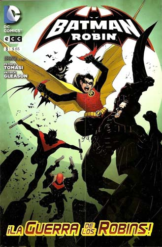 [ECC Sudamerica] DC Comics 0315