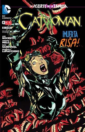[ECC Sudamerica] DC Comics 0316
