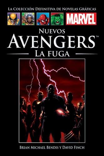 1-3 -  [Marvel - Salvat] La Colección Definitiva de Novelas Gráficas de Marvel v4 03210