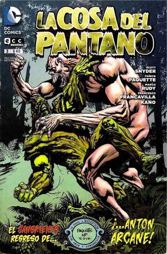 [ECC Sudamerica] DC Comics 03232