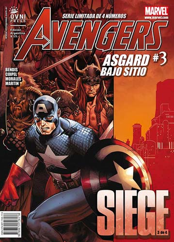 [OVNI Press] Marvel Comics y otras 0324