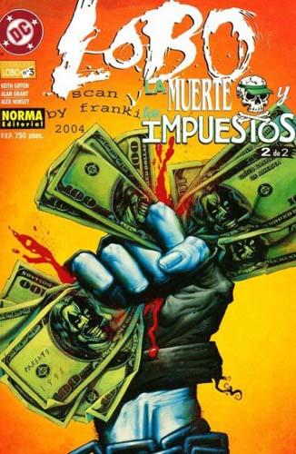 [NORMA] DC Comics 03373