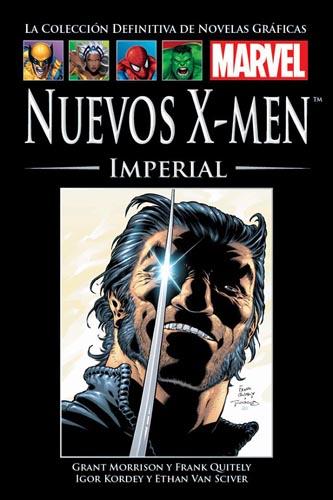 1-3 -  [Marvel - Salvat] La Colección Definitiva de Novelas Gráficas de Marvel v4 03410