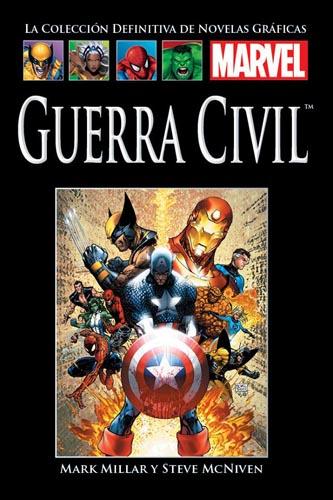 1-3 -  [Marvel - Salvat] La Colección Definitiva de Novelas Gráficas de Marvel v4 03910