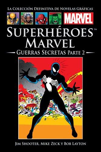 1-3 -  [Marvel - Salvat] La Colección Definitiva de Novelas Gráficas de Marvel v4 04010