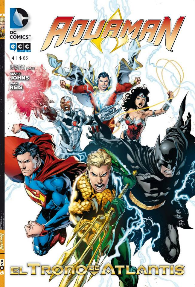 [ECC Sudamerica] DC Comics 0410