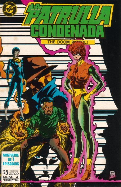 [Zinco] DC Comics - Página 7 04109