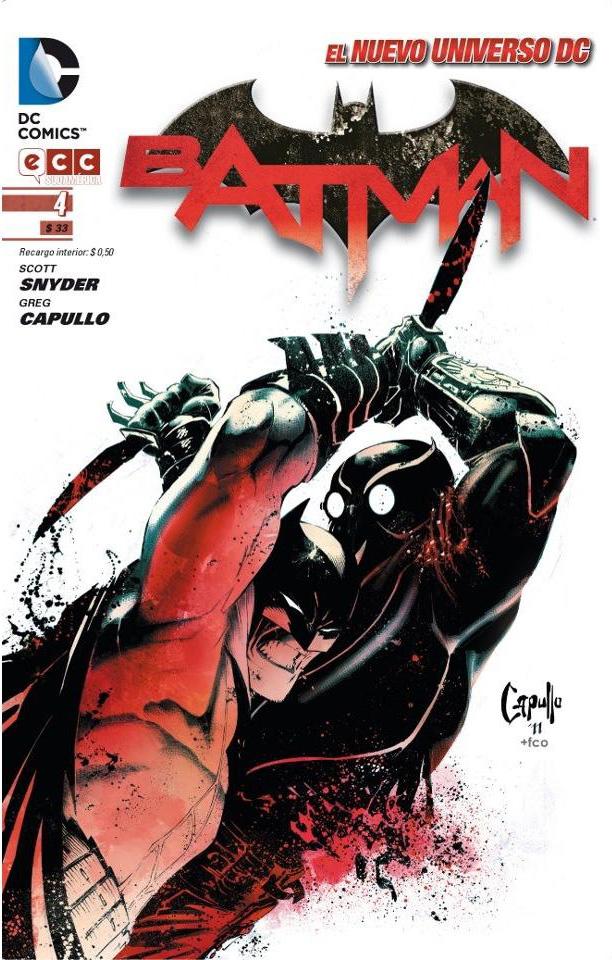 [ECC Sudamerica] DC Comics 0411