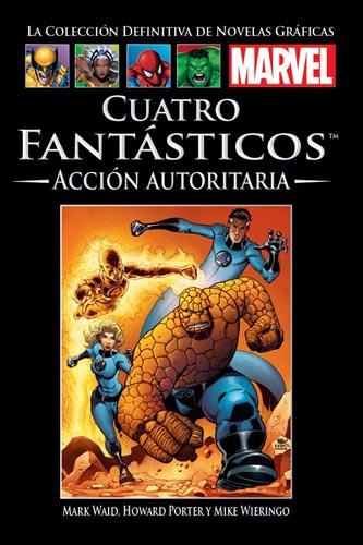 1-3 -  [Marvel - Salvat] La Colección Definitiva de Novelas Gráficas de Marvel v4 04110