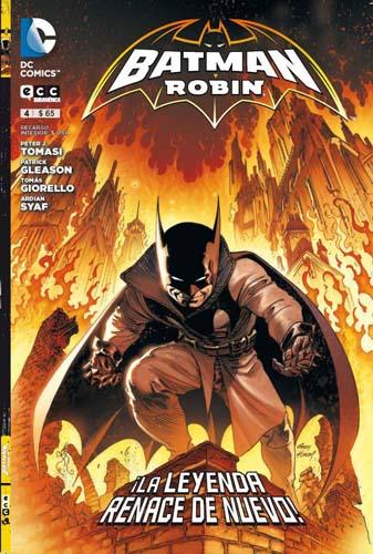 [ECC Sudamerica] DC Comics 0414