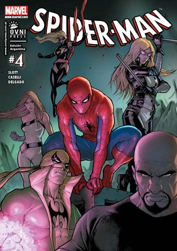 [OVNI Press] Marvel Comics y otras 0415