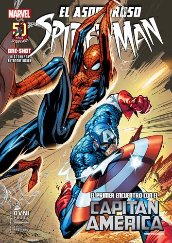 [OVNI Press] Marvel Comics y otras 0416