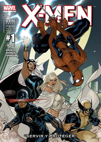 [OVNI Press] Marvel Comics y otras 0419