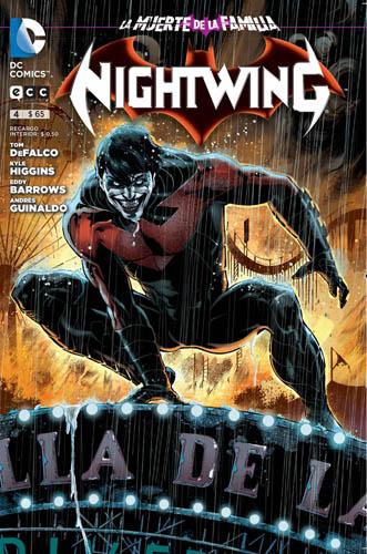 [ECC Sudamerica] DC Comics 04203