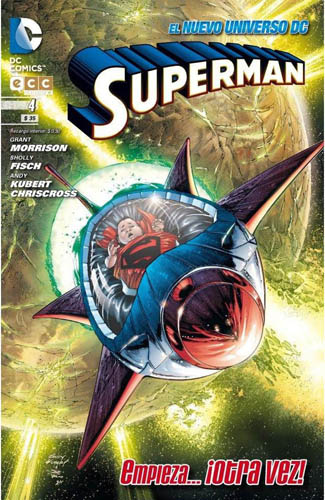 [ECC Sudamerica] DC Comics 04204