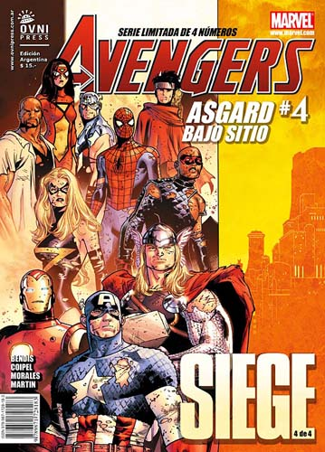 [OVNI Press] Marvel Comics y otras 0421