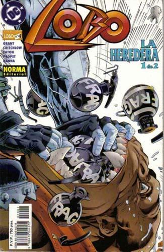 [NORMA] DC Comics 04321