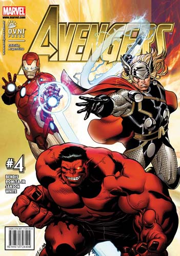 [OVNI Press] Marvel Comics y otras 0448