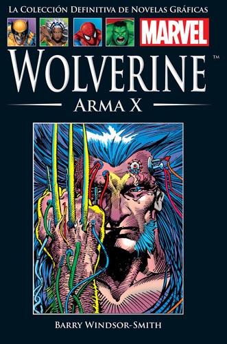 1-3 -  [Marvel - Salvat] La Colección Definitiva de Novelas Gráficas de Marvel v4 04510