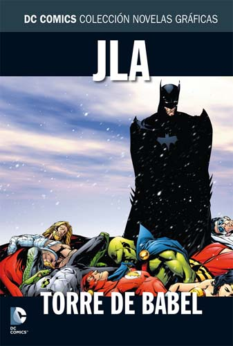 106 - [DC - Salvat] La Colección de Novelas Gráficas de DC Comics  04_jla10