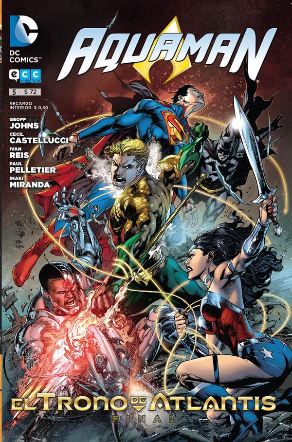 [ECC Sudamerica] DC Comics 0510