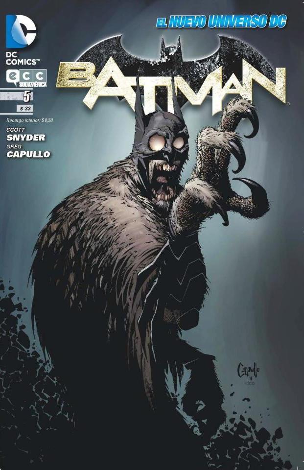 [ECC Sudamerica] DC Comics 0511