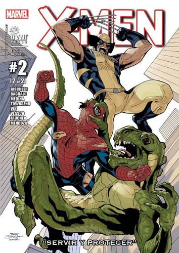 [OVNI Press] Marvel Comics y otras 0517