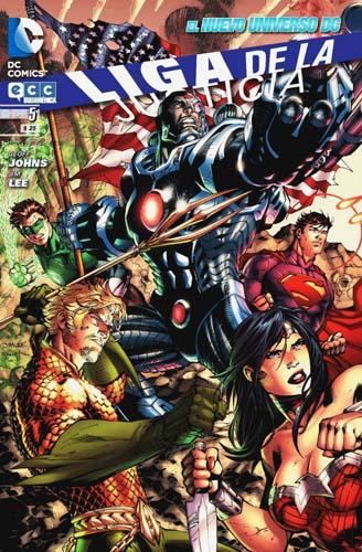 [ECC Sudamerica] DC Comics 05171
