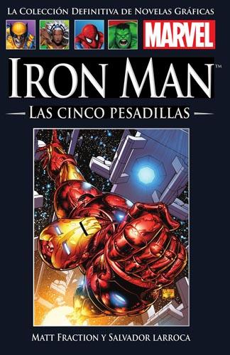 1-3 -  [Marvel - Salvat] La Colección Definitiva de Novelas Gráficas de Marvel v4 05810