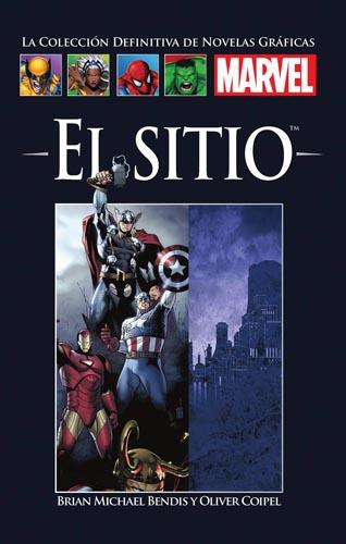 1-3 -  [Marvel - Salvat] La Colección Definitiva de Novelas Gráficas de Marvel v4 06010