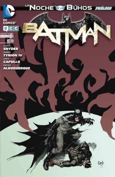 [ECC Sudamerica] DC Comics 0610